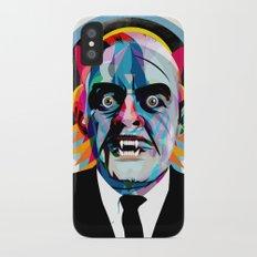 281013 iPhone X Slim Case