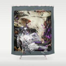 Bosch Metamorphosis Shower Curtain