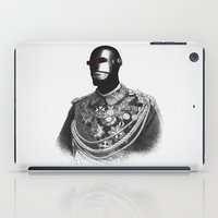 general iPad Cases featuring General Electric by Jorge Lopez