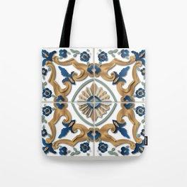 Libyan tiles Tote Bag