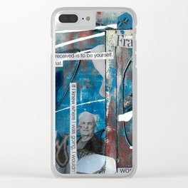Frank Gehry Clear iPhone Case