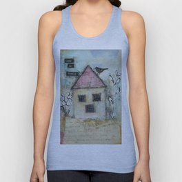 Home is family Unisex Tank Top