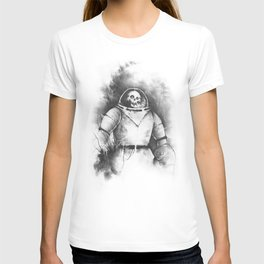 The Spooky Kook from Outer Space T-shirt