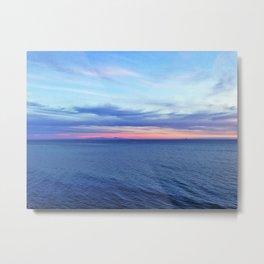Colors of the Ocean Metal Print