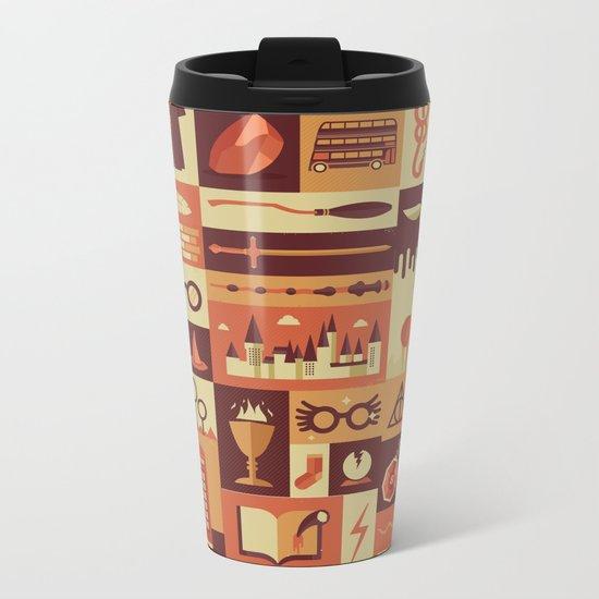 Accio Items Metal Travel Mug