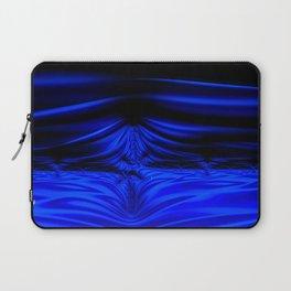 Shockwave Blue Laptop Sleeve