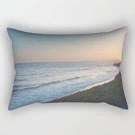 California Coast Rectangular Pillow