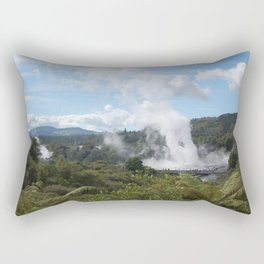 Geyser Rectangular Pillow