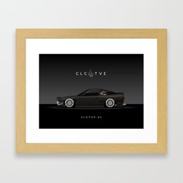 S13 Hatch Framed Art Print