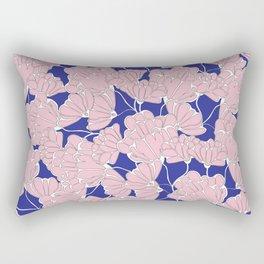 Efflorescent Rectangular Pillow