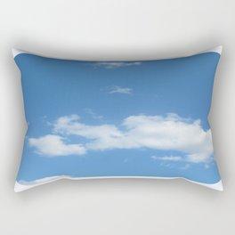 beauty in the mundane - one fine day Rectangular Pillow