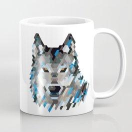 狼 OOKAMI Coffee Mug