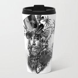 Jason Momoa steampunk Travel Mug