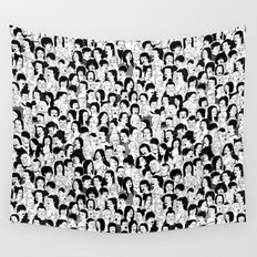 Girlz Wall Tapestry