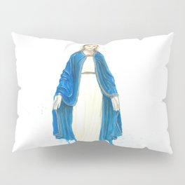 The Virgin Mary Pillow Sham