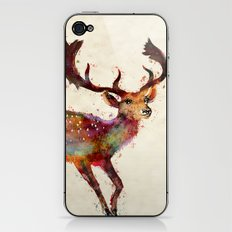 Oh deer ! iPhone & iPod Skin