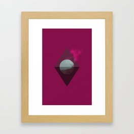 Cradle Descent Framed Art Print