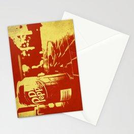 Pop Dr. Pepper Stationery Cards