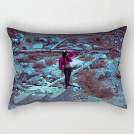Glamour Fawn Rectangular Pillow