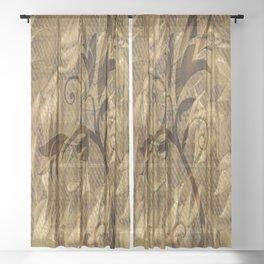 Bonus Eventus II Sheer Curtain