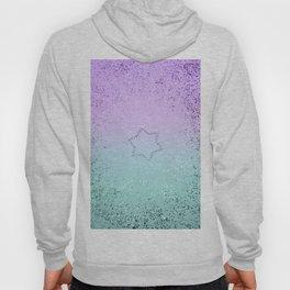 Sparkling MERMAID Glitter Star #1 #decor #art #society6 Hoody