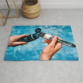 an artist's touch Rug