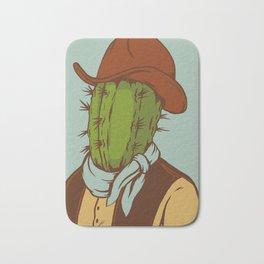 Sheriff Prickly Bath Mat