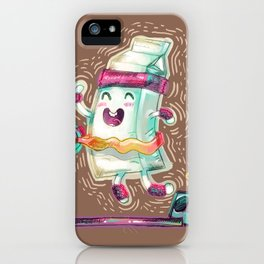 Milkshake iPhone Case