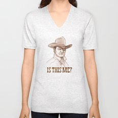 Is This Me? Unisex V-Neck