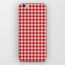 Menzies Tartan iPhone Skin