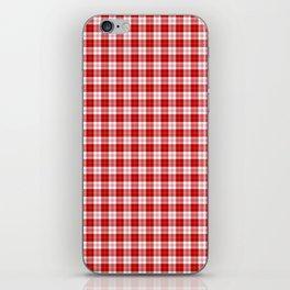 Menzies Tartan iPhone Skin