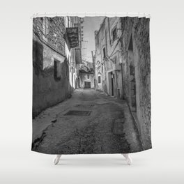 Caltabellotta Sicily Shower Curtain