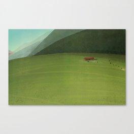 Hills Canvas Print