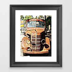 Memories! Framed Art Print