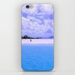 Perfect Island iPhone Skin