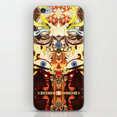 Visitations iPhone & iPod Skin