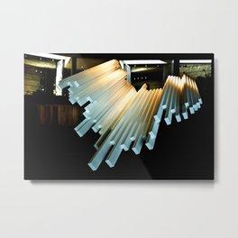 Esplanade Interiors 28 Metal Print