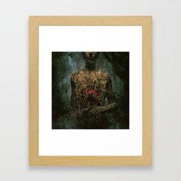 Dark Messenger Framed Art Print