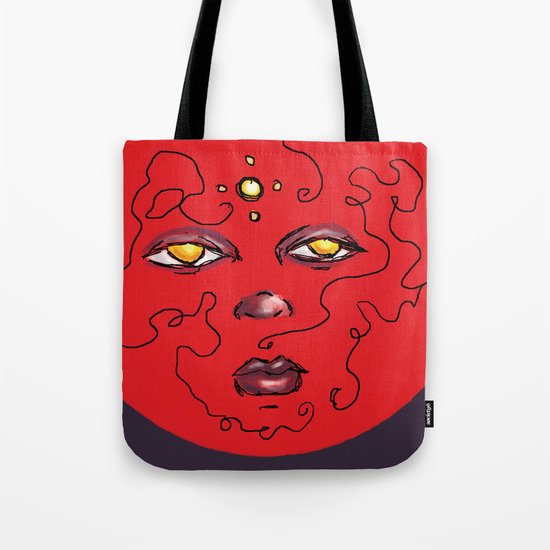 Enlighten Lust Tote Bag