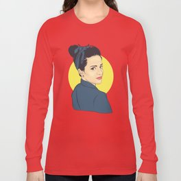 Lipstick Long Sleeve T-shirt