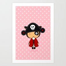 I'm a Pirate! Art Print