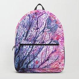 Fan Coral - Purple Backpack