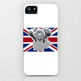 Union Jack Knuckle iPhone Case