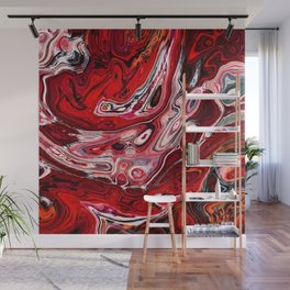 Marbled VI Wall Mural