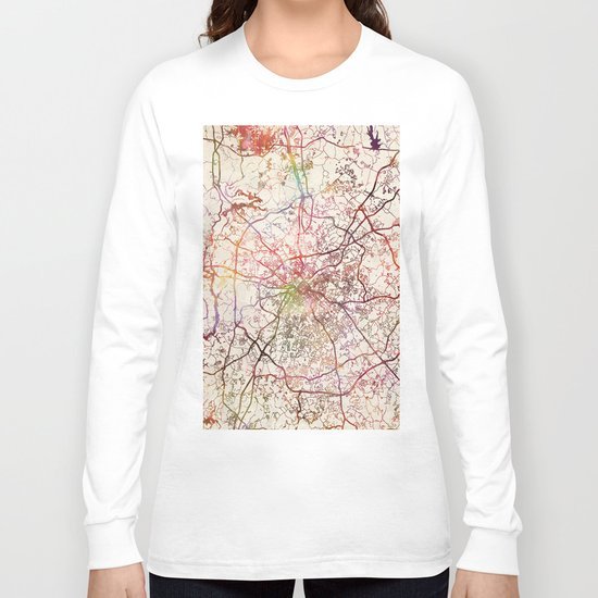 Charlotte Long Sleeve T-shirt