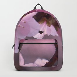 Pink spring time Backpack