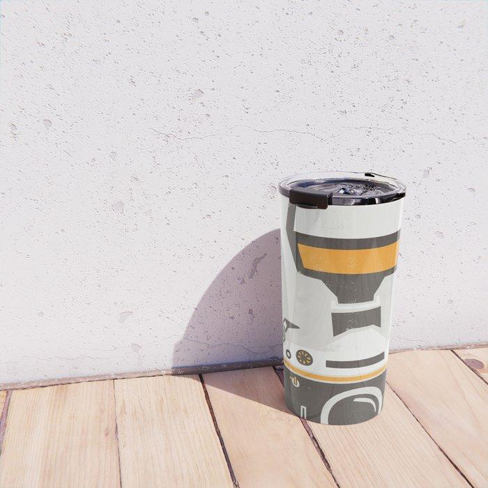 SLR Camera Travel Mug