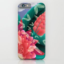 Torch Ginger iPhone Case