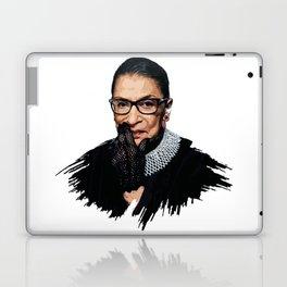Ruth Bader Ginsburg RBG Laptop & iPad Skin