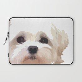 Cute Dog Laptop Sleeve